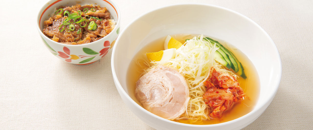 冷麺風カペリーニ