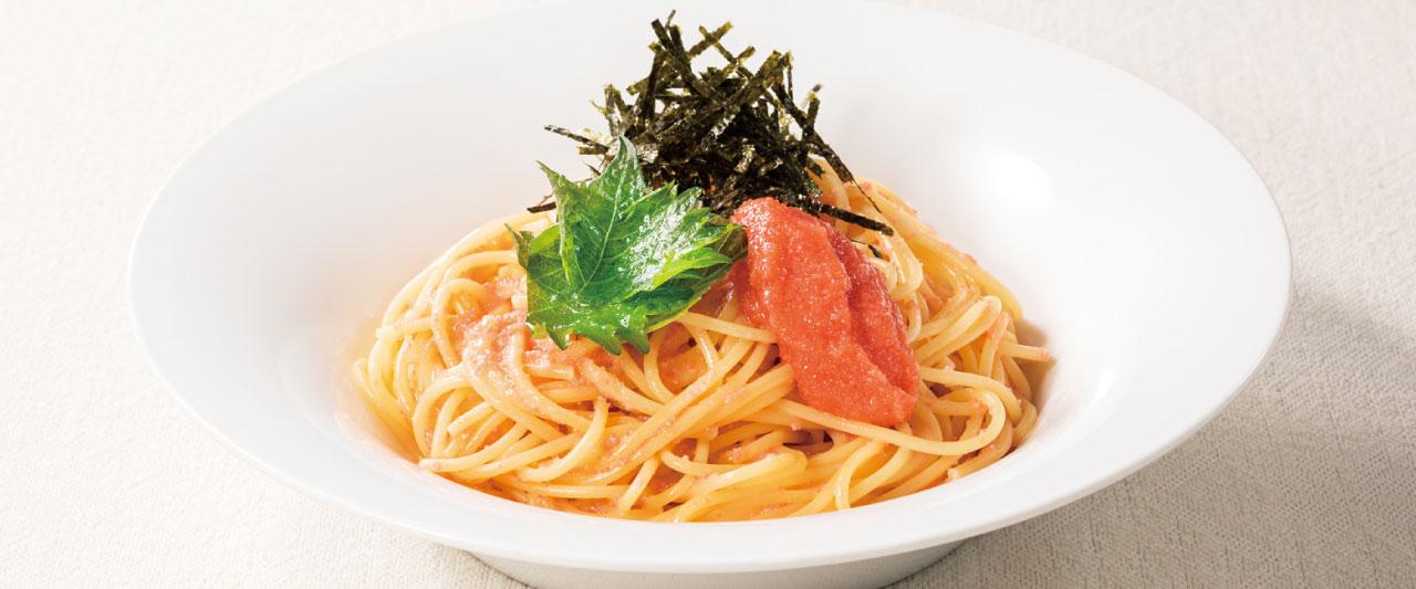 た~っぷりたらこのスパゲティ